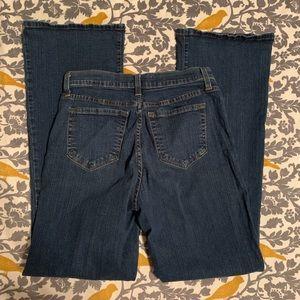 NYDJ Tummy Tuck Jeans Medium Wash EUC Size 8